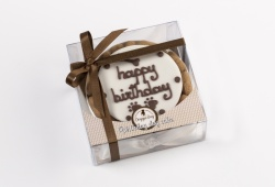 BIRTHDAY DOG CAKE (pan di spagna 220 gr)