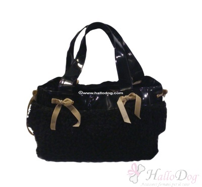 Borsa trasportino MELODY BLACK