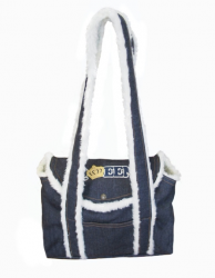 "Borsa trasportino ""Pet Jeans!"""