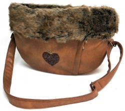 Borsa trasportino WALKING BAG WINTER (Camel)