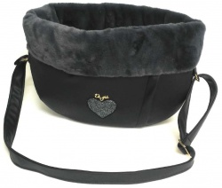 Borsa trasportino WALKING BAG WINTER (Nero)