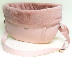Borsa trasportino WALKING BAG WINTER (Rosa)