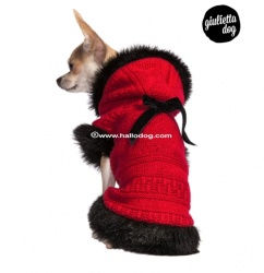 Cappotto RED TEMPTATION