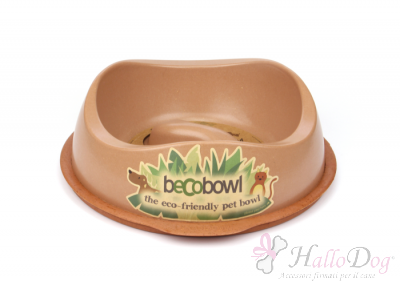 Ciotola Becobowl Slowfeed (marrone)