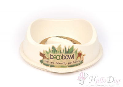 Ciotola Becobowl Slowfeed (naturale)