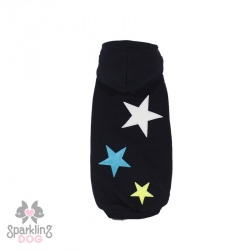 Felpa SWEET STARS (blue)