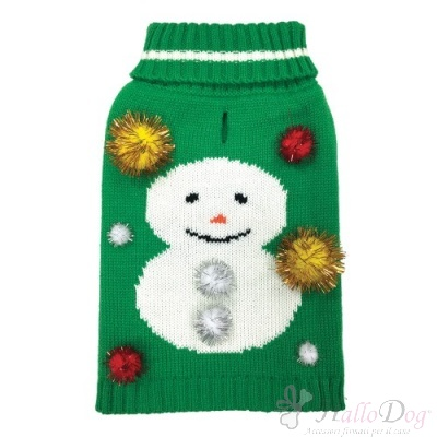Maglione UGLY X'MAS SNOWMAN