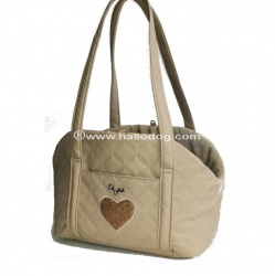 (NEW 2019) Borsa trasportino CHIC AND SPORTIVE (Beige)