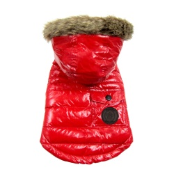 Parka WINTER COAT (rosso)
