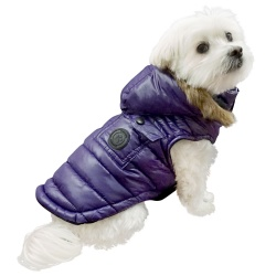 Parka WINTER COAT (viola)