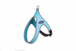 Pettorina FLY EASY WAY (azzurro bordo reflex)