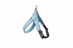 Pettorina TIME EASY WAY (azzurro bordo reflex)
