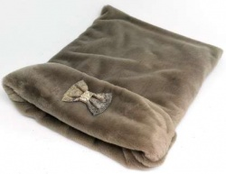 Sacco Nanna LUXE SLEEPING BAG (Taupe)