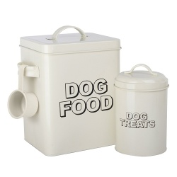 Set DOG FOOD e DOG TREAT