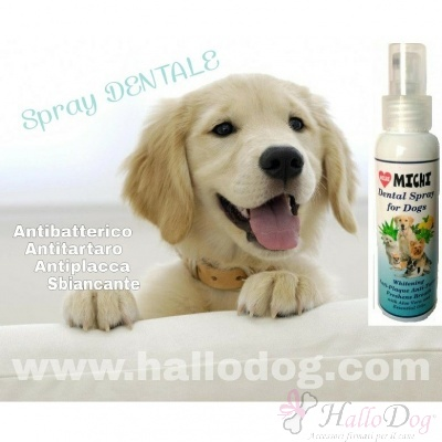 Spray DENTALE (per cani)