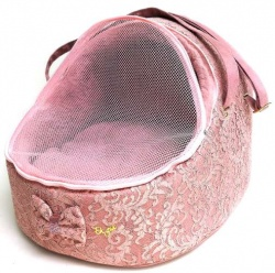 Trasportino Auto CAR IGLOO (antique lace rose)