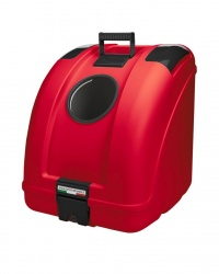 Trasportino POW (base red / top red / black inserts)