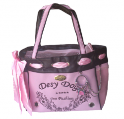 "Trasportino ""Travel chic""  (pink)"