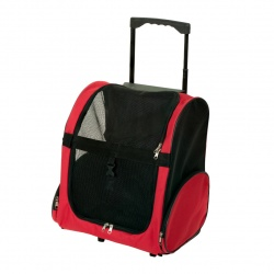 Trolley EASY TRAVEL (rosso)