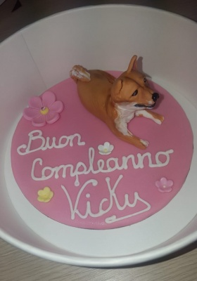 Vicky, Buon Compleanno!